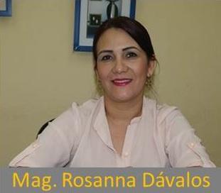 Mag. Rossana Dávalos