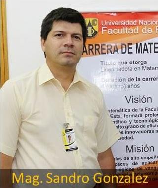 Mag. Sandro González